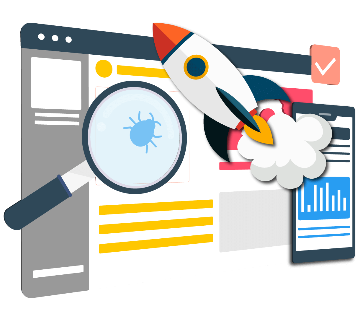 deploy, publish websites, web applications, code deployment, SDLC, software quality assurance services, software testing services company, security testing services, web application testing services