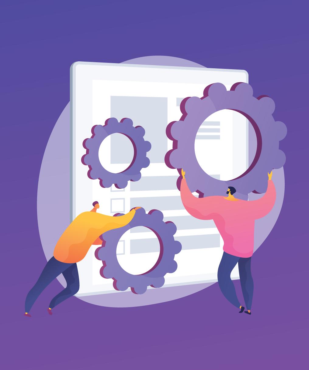 Application Enhancements, Performance enhancements, App upgrades, support and maintenance, BizTecno, software development company, web development company